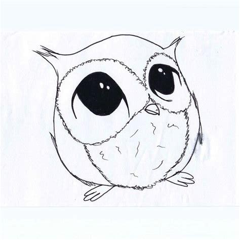 simple owl drawings best 25 simple owl drawing ideas on