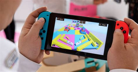 smaller nintendo switch coming this fall before more powerful version the verge we2read