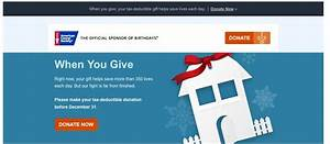 non profit fundraising example from the american cancer With non profit end of year donation letter