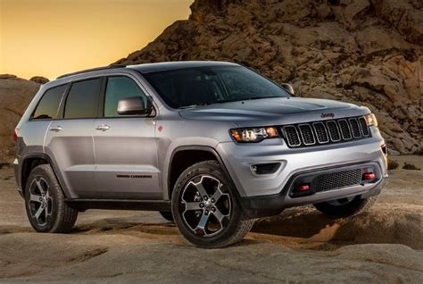 2020 Jeep Grand Cherokee Srt Trackhawk, Redesign