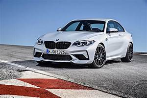 2019 Bmw M2 Competition Priced At  58 900