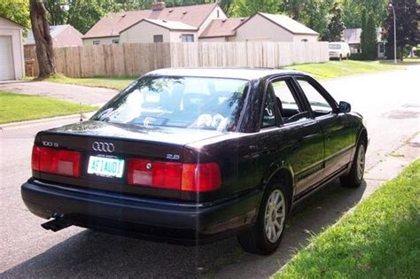 afiaudi 1994 audi 100 specs modification info at cardomain