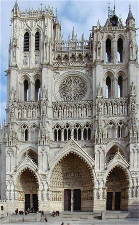 World Architecture Images High French Gothic