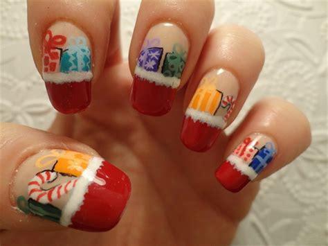 Best, Cute & Amazing Christmas Nail Art Designs, Ideas