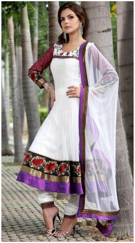 Beautiful fashion of Pakistani Dresses 2018 Design