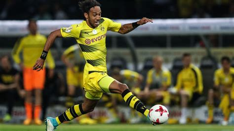 Dortmund Yet to Receive Bids for Pierre-Emerick Aubameyang ...
