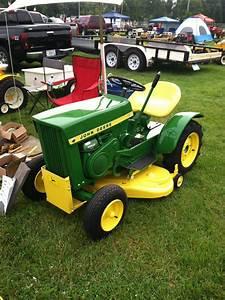 John Deere Riding Lawn Mower Service Manual
