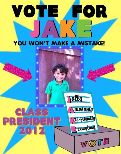 Class President Campaign Poster  Just Bcause. Free Easy Resume Template. Physician Assistant Graduation Gift. Incredible Basic Resume Sample. Youtube Art Template. Menu Design Online. The Movie The Graduate. Carnival Invitation Template. Boy Graduation Party Ideas