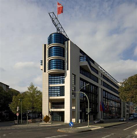 Verwaltungsgesellschaft Bürohaus Berlin Willybrandthaus