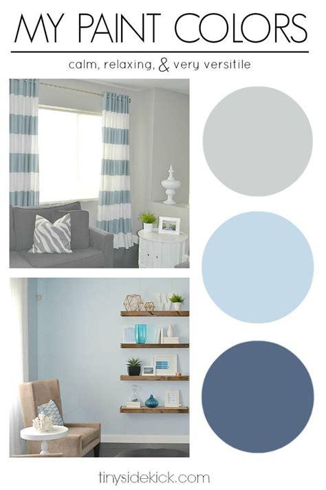 revealed my neutral paint colors blogger home projects