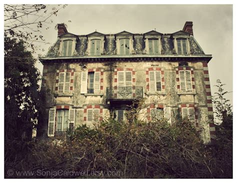 haunted mansion normandy france haunted house