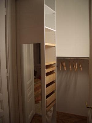walk in closet apartment ober st veit