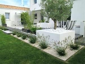 Comment Aménager Une Terrasse Extérieure : am nagement d une terrasse jardin optimisatrice ~ Melissatoandfro.com Idées de Décoration