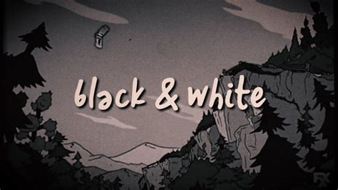 For example, if you want to use a color reference picture for your next black and white drawing, you can make the task easier if you convert the color to grayscale. Juice WRLD - Black & White (Lyrics) - YouTube
