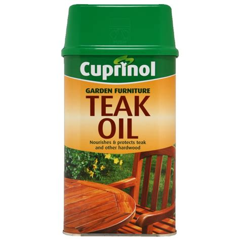 cuprinol teak oil