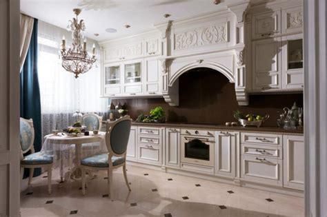 cuisine baroque aménagement cuisine baroque