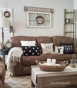 best 20 farmhouse living rooms ideas on pinterest With kitchen colors with white cabinets with terracotta sun face wall art