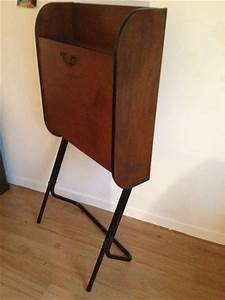 Vintage meuble secretaire design annees 50 guariche h for Meuble scandinave annee 50 14 secretaire vintage design des annees 50 60 vendu
