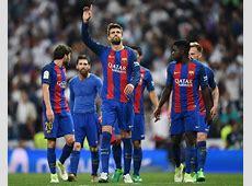 Barcelona's Pique Believes Buffon Should win Ballon D'Or