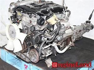 Jdm Nissan Silvia 240sx Sr20det S14 Turbo Motor Manual