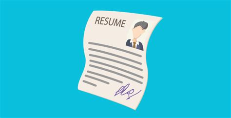 10 things you must in your healthcare resume