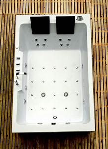 Whirlpool Badewanne Für 2 Personen : whirlpool badewanne 185x120 luft wasser heizung 42 ebay ~ Pilothousefishingboats.com Haus und Dekorationen
