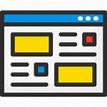 Website Icon Ui Interface Layout Icons 512px