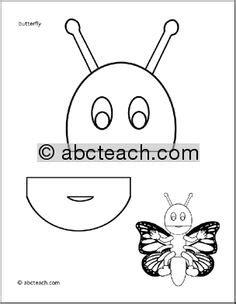 butterfly hand puppet template 1000 images about the little red hen on pinterest