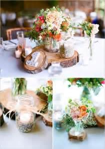 fall centerpiece ideas 100 fab country rustic wedding ideas with tree stump hi