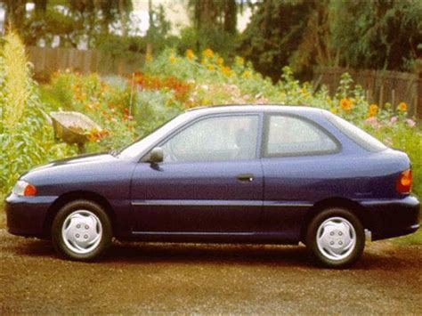 blue book value for used cars 1997 hyundai accent user handbook 1997 hyundai accent l hatchback 2d used car prices kelley blue book