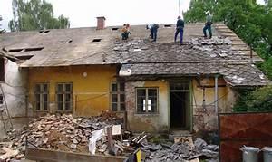 Jak začít rekonstrukci starého domu