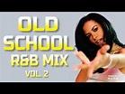 Old School R&B Mix Vol 2 - YouTube in 2020   R&b, Urban ...