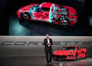 Hd Wallpaper 2020  2020 Corvette C8 Engine Bay