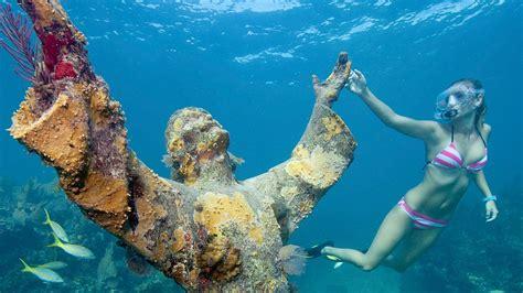 keys florida largo key state statues miami beaches beach john coral park pennekamp most jesus religious snorkeling reef christ service
