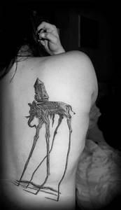 40+ Beautiful Dali Elephant Tattoos