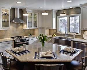 small l shaped kitchens with islands - Google Search ...