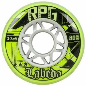 Labeda RPG Roller Hockey Wheel Review – Hockey World Blog