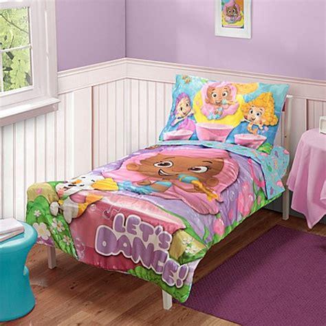 bubble guppies comforter set buy baby boom guppies let s toddler 4 bedding set with reversible comforter