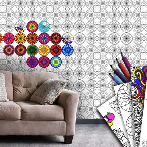 wallpaper you can color home design