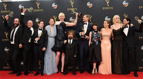 game  thrones record win   emmys fantasy works