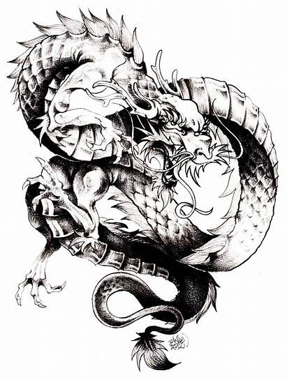 Dragon Coloring Pages Adult China Asia Adults