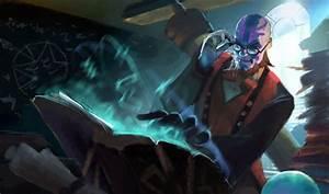 Image - Ryze Update Professor Splash concept 01.jpg ...