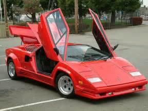 Classic Cars: Lamborghini Countach
