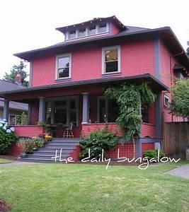 House Style Palettenkissen : the american foursquare house portland style ~ Articles-book.com Haus und Dekorationen
