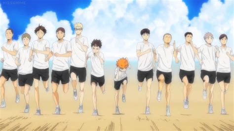 haikyuu amv bangarang volleyball youtube