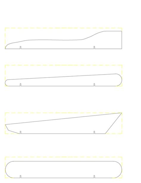 Templates For Pinewood Derby Cars Free by Best 20 Pinewood Derby Car Templates Ideas On