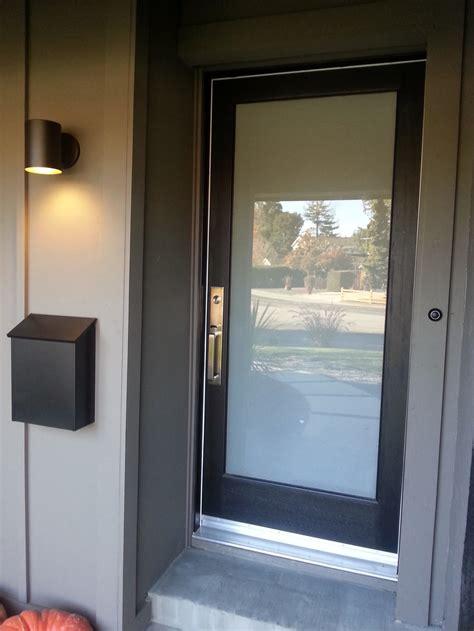 door window panel curb appeal project green