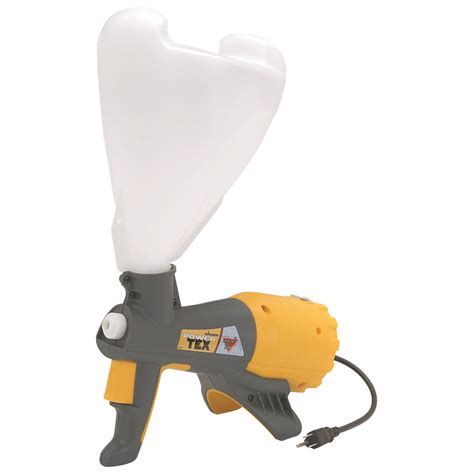 electric texture sprayer kit