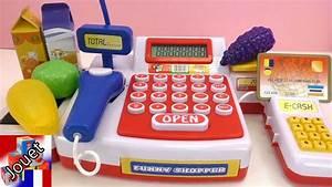 Caisse De Rangement Jouet : caisse enregistreuse jouet caisse de supermarch avec le scanner funny shopper la caisse ~ Teatrodelosmanantiales.com Idées de Décoration