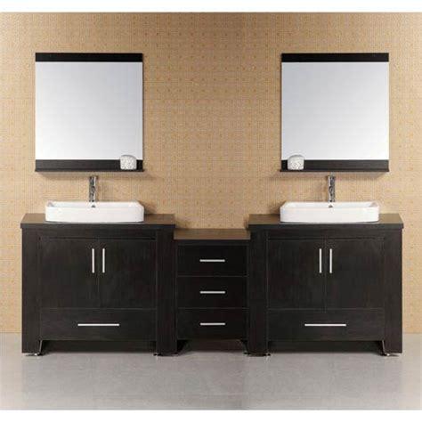 Modern Bathroom Vanities 500 by Washington Espresso 36 Inch Modern Bathroom Vanity